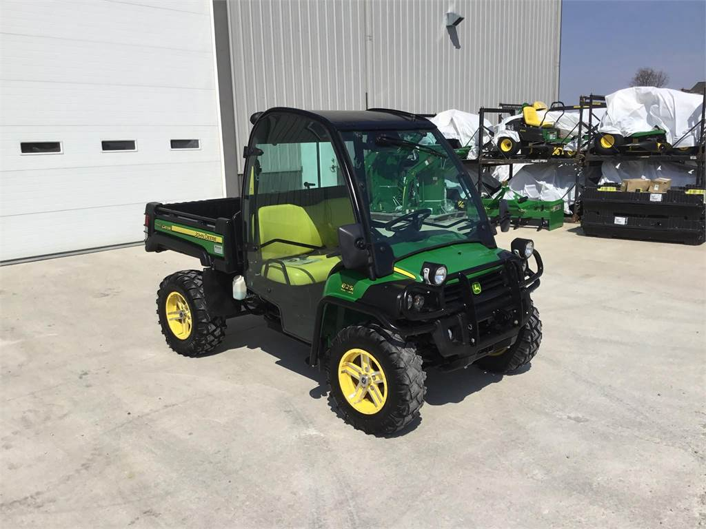 john deere gator xuv 825i for sale bluffton indiana price 14 900 year 2013 used john. Black Bedroom Furniture Sets. Home Design Ideas