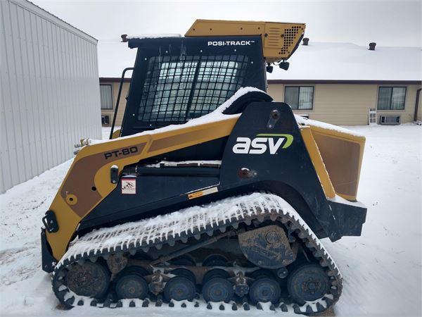 Asv Pt80 For Sale Brainerd Minnesota Price 45 900 Year