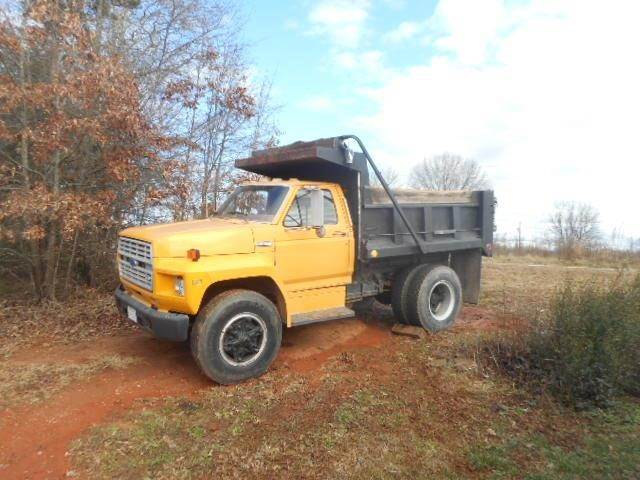 ford f700 for sale charleston south carolina price 7 900 year 1985 used ford f700 dump. Black Bedroom Furniture Sets. Home Design Ideas
