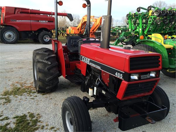 Case Ih 485 For Sale Dupont Indiana Price Us 10 000