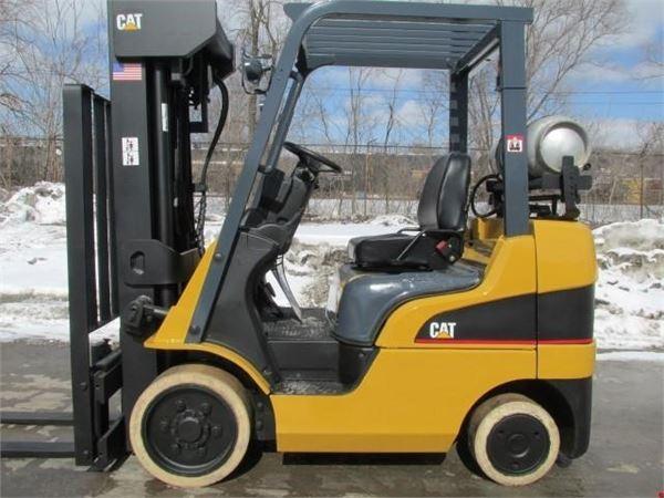 Combilift C5000 Forklift Srv Manual - 0425