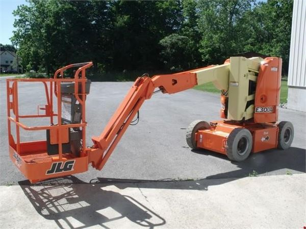 Articulating Arm Hoist : Jlg e aj for sale clarence new york year used
