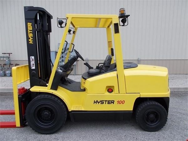 Hyster H100XM for sale Clarence, New York , Year: 2004 ...