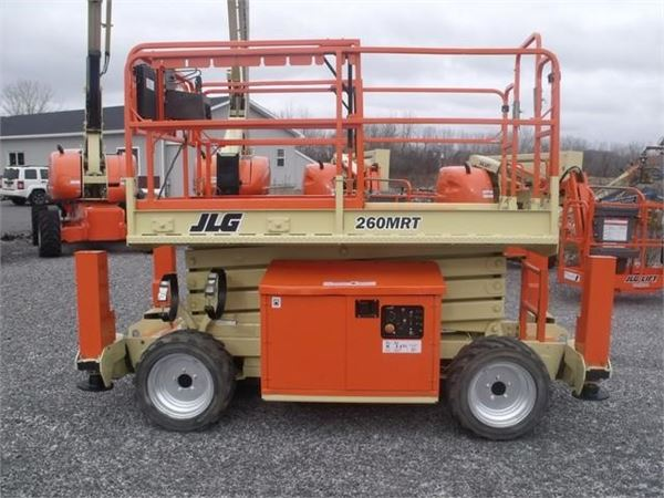 Jlg 260mrt For Sale Clarence New York Year 2007 Used