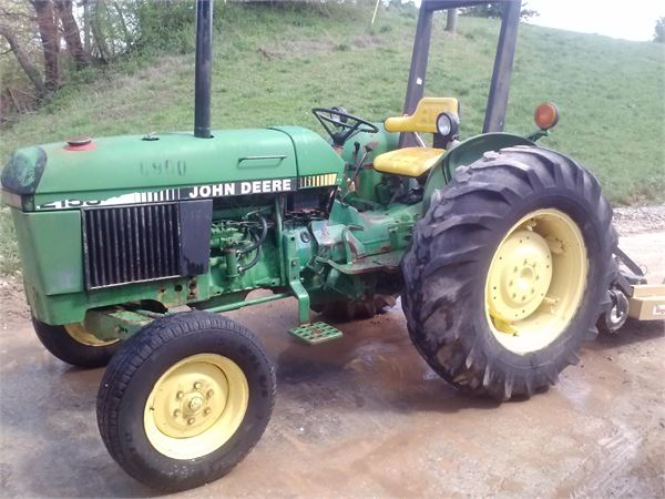 John Deere 2155 For Sale St George South Carolina Price