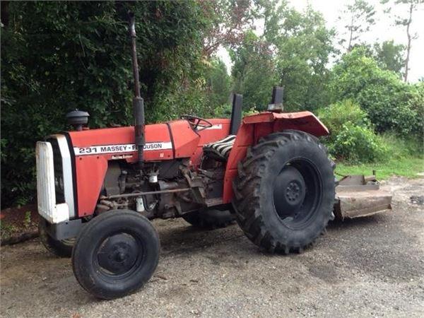 Massey Ferguson 231 Tractor : Massey ferguson for sale st george south carolina