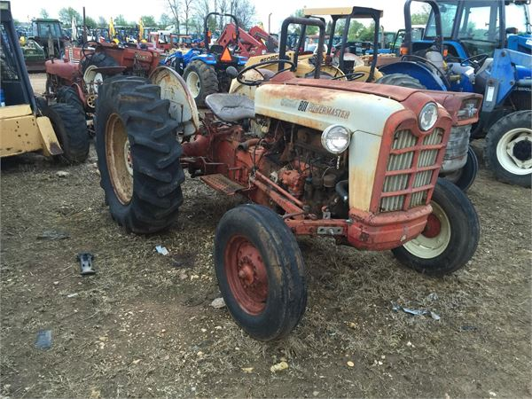 801 Ford Tractor : Ford year tractors id b df mascus usa