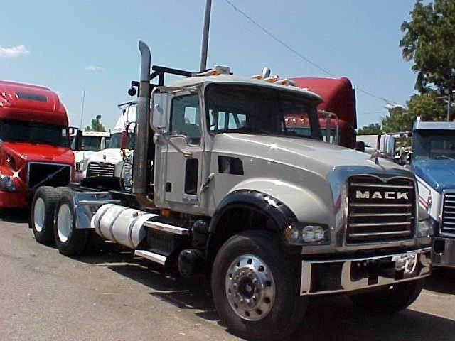 Mack Tractor Truck Air Valve On Firewall : Mack granite gu for sale covington tennessee price