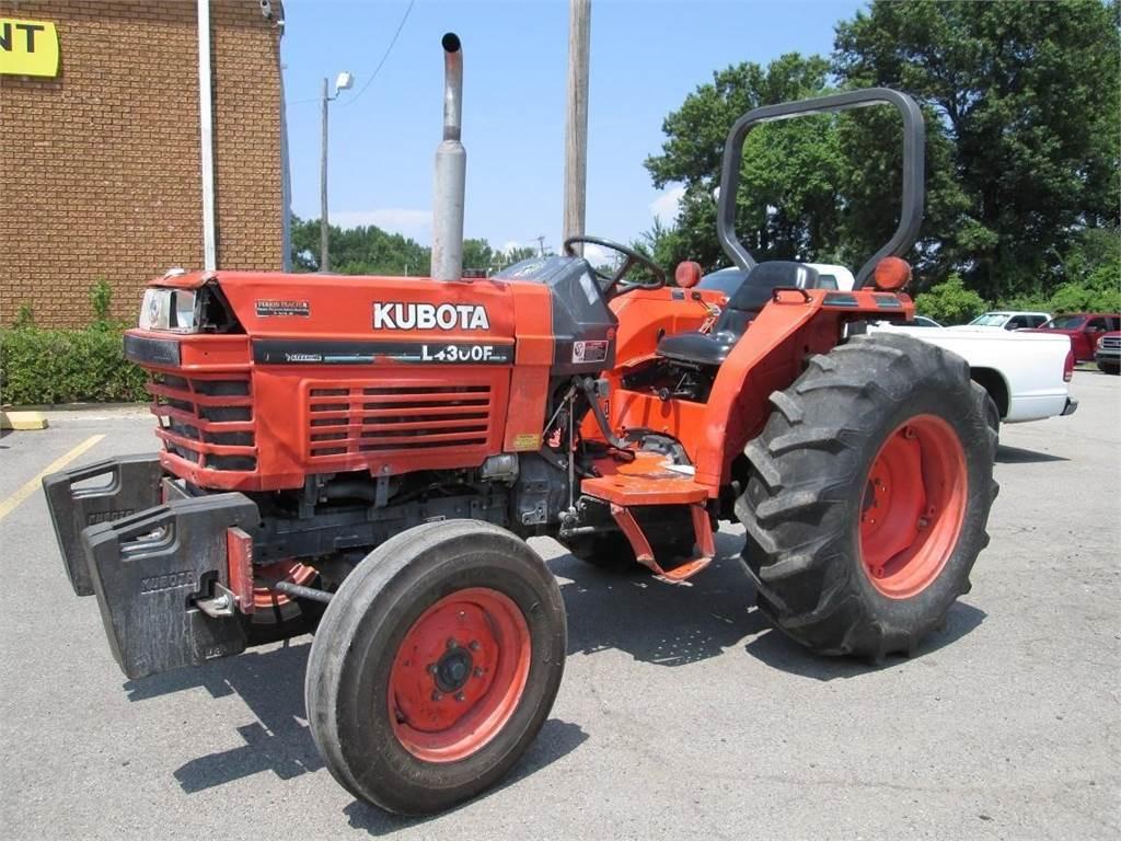 kubota l4300 occasion prix 5 538 tracteur kubota l4300 vendre mascus france. Black Bedroom Furniture Sets. Home Design Ideas