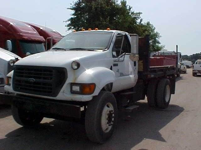 Ford -f750 for sale Covington, Tennessee Price: $11,000, Year: 2003 | Used Ford -f750 dump ...