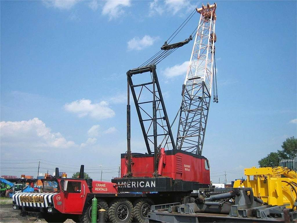 American 9520 for sale new york new york used american for Terrain construction
