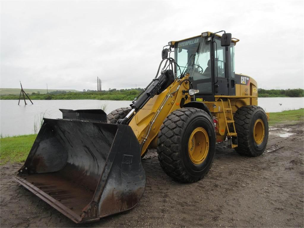 Caterpillar 930h For Sale Verona Kentucky Price 119 000