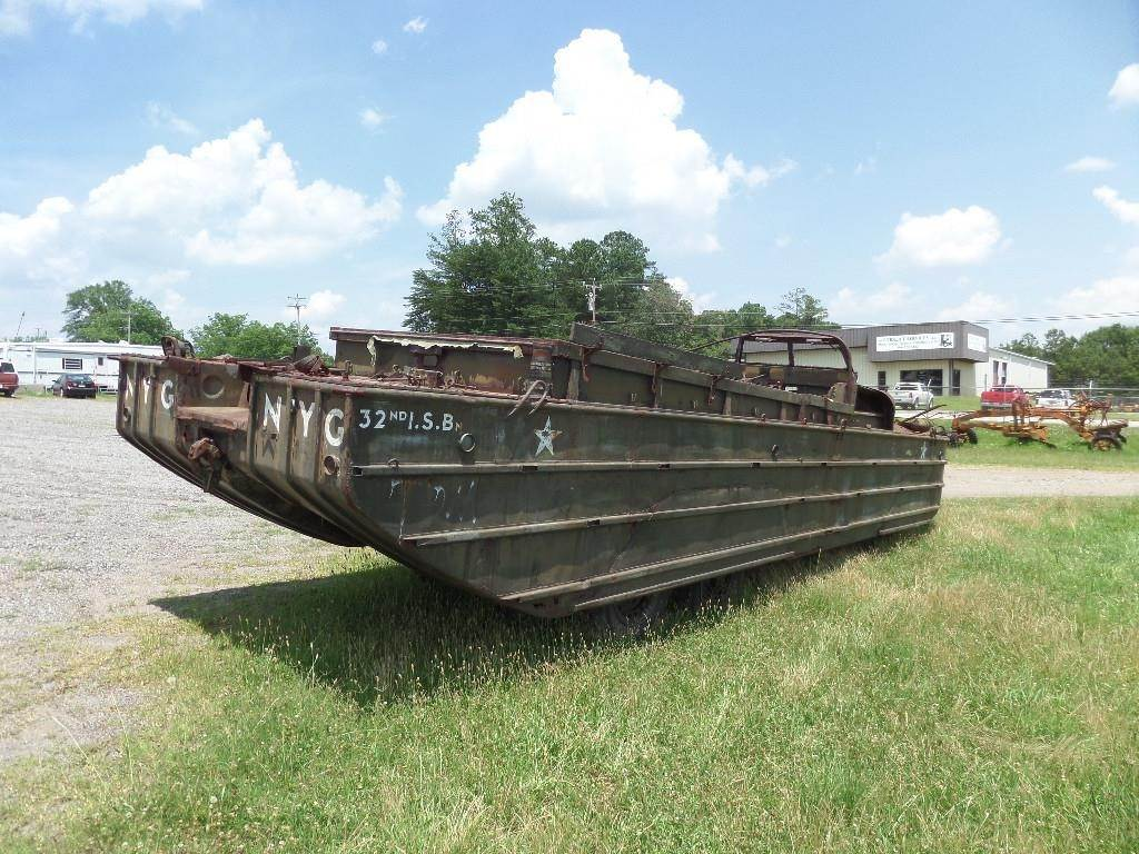 GMC DUKW for sale Spartanburg, South Carolina Price: $26,000, Year: 1943 | Used GMC DUKW other ...