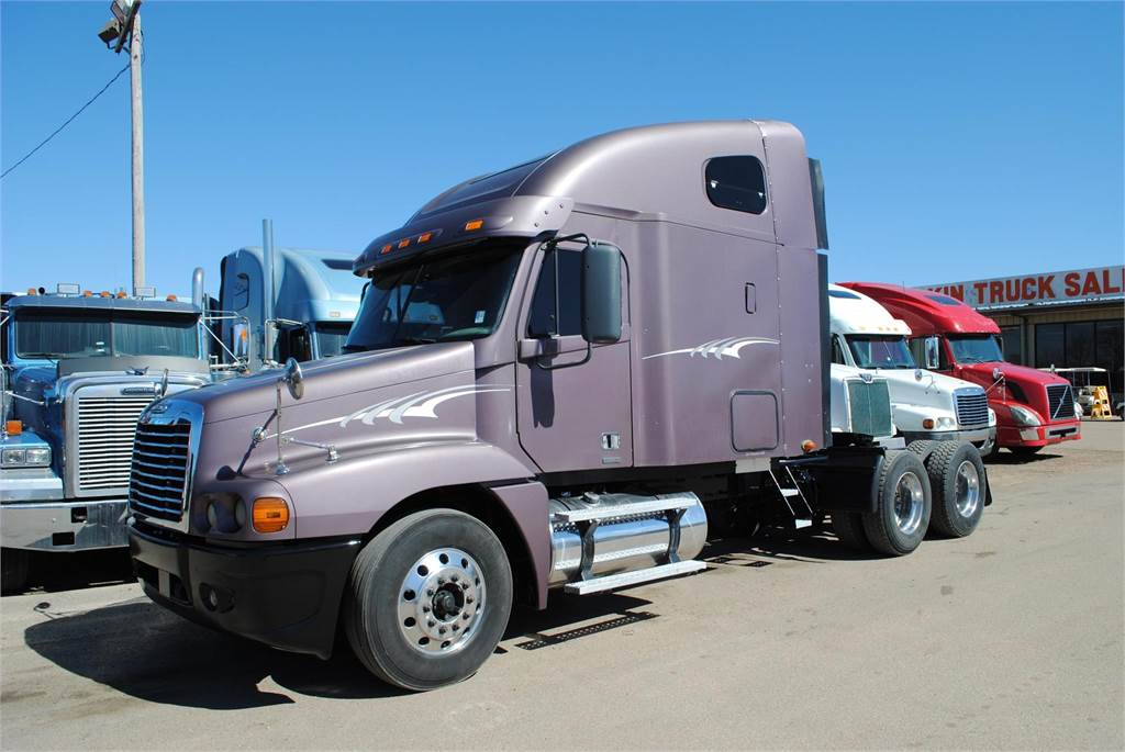 freightliner century 120 for sale covington tennessee price 15 000 year 2007 used. Black Bedroom Furniture Sets. Home Design Ideas