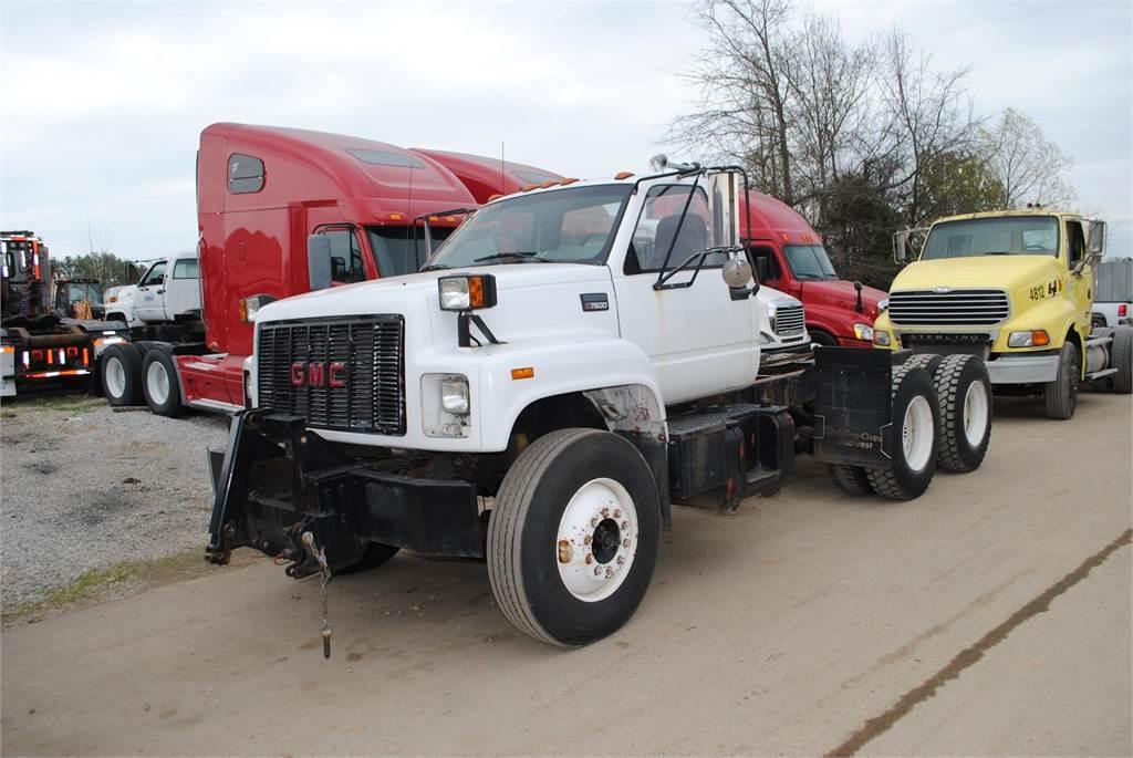 GMC TOPKICK C8500 for sale Covington, Tennessee Price ...