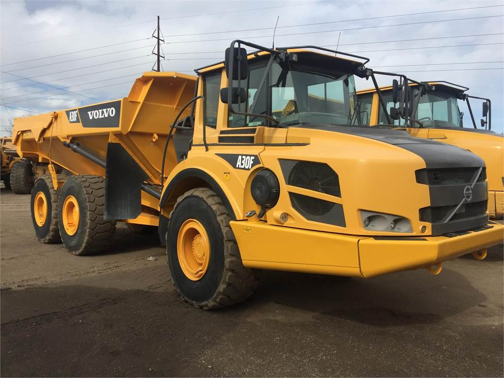 volvo a30f for sale casper wyoming price 208 000 year 2012 used volvo a30f articulated. Black Bedroom Furniture Sets. Home Design Ideas