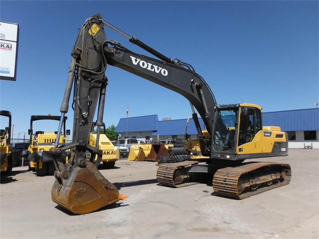 Volvo Dealer Denver >> Volvo -ec220dl for sale Denver, Colorado Price: $105,000 ...