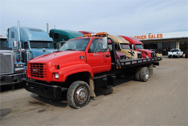 chevrolet kodiak c6500 occasion prix 9 825 ann e d 39 immatriculation 2000 camion d pannage. Black Bedroom Furniture Sets. Home Design Ideas