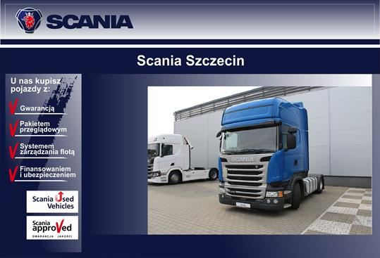 Used scania r410 tractor units year 2016 price 85 887 for Tji 360 price