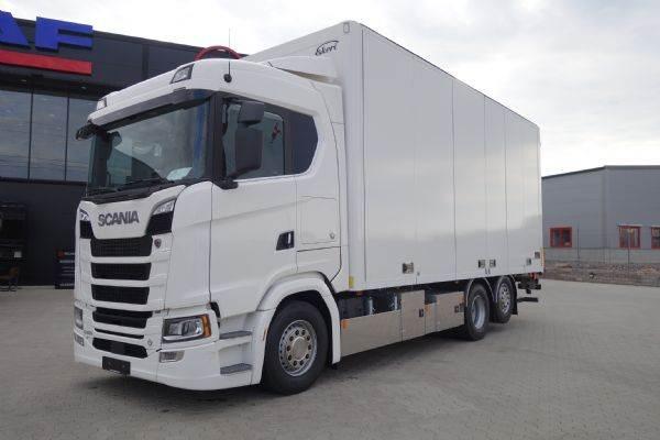 Scania s 650 ekeri skap 2018 a o de fabricaci n 2018 for Clausula suelo caja espana 2018