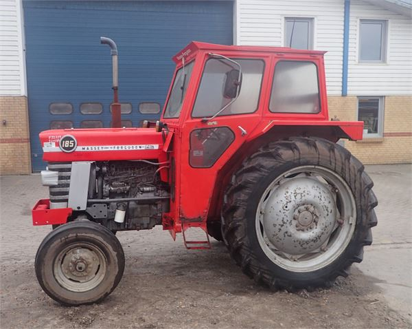 Used Massey Ferguson 185 Tractors Year  1975 For Sale
