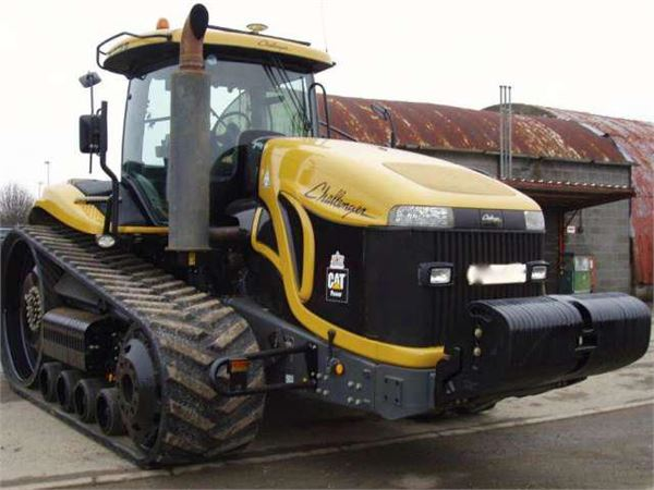 Tractor Challenger 377 : Used caterpillar challenger b tractors year price