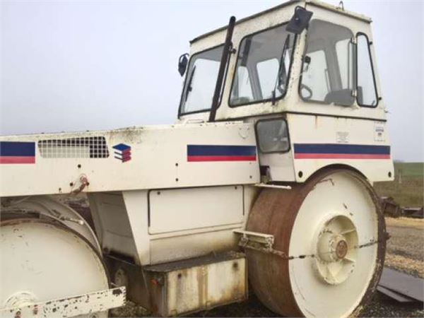 Used hamm hw90b soil compactors year 1994 price 6 563 for 90 soil compaction