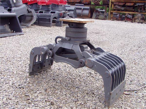 asg 2 5 baujahr 2008 hammer brecher gebraucht kaufen und verkaufen bei mascus deutschland. Black Bedroom Furniture Sets. Home Design Ideas