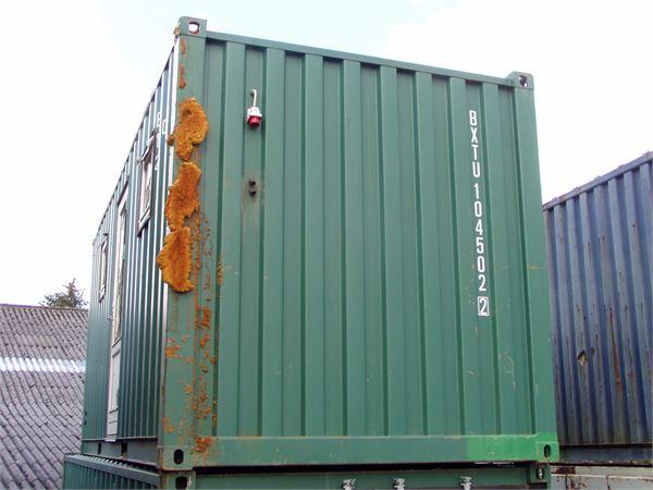 container andere gebraucht kaufen und verkaufen bei mascus deutschland. Black Bedroom Furniture Sets. Home Design Ideas