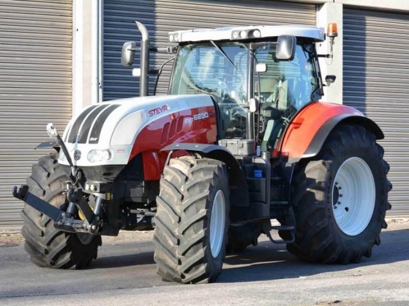 steyr 6230 cvt gebrauchte traktoren gebraucht kaufen und. Black Bedroom Furniture Sets. Home Design Ideas