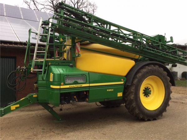 John Deere Manure Spreader : Used john deere r i manure spreaders year price