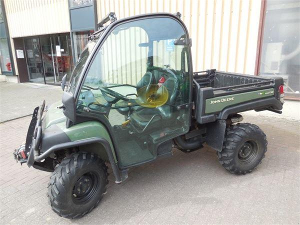 john deere gator xuv 855 s4 year 2011 tractors id. Black Bedroom Furniture Sets. Home Design Ideas