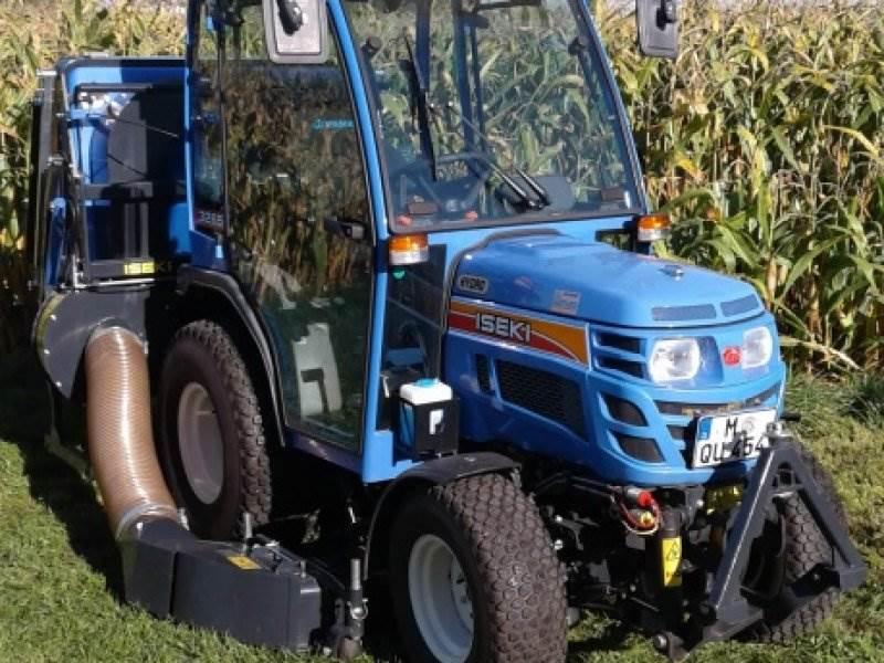 Iseki Tractor Tires : Used iseki tm ahlk compact tractors year price