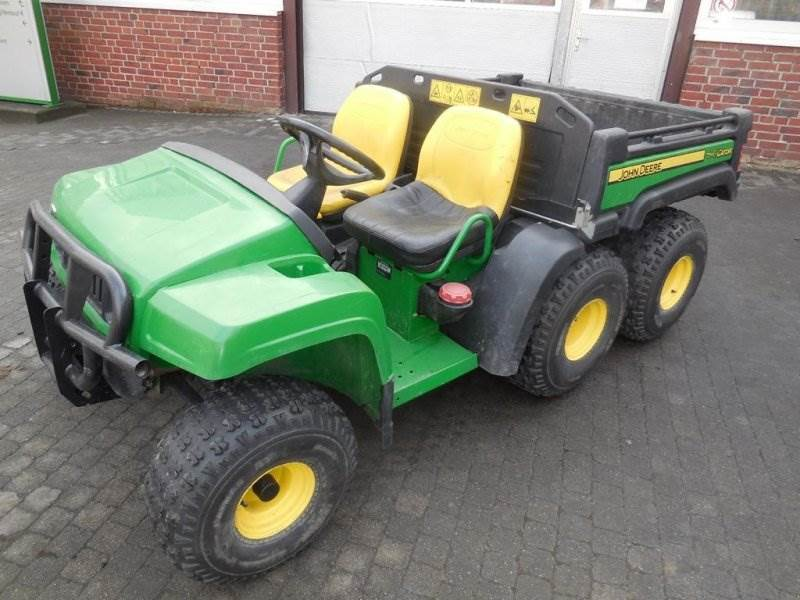 used john deere gator 6x4 atvs year 2013 price 11 788 for sale mascus usa. Black Bedroom Furniture Sets. Home Design Ideas