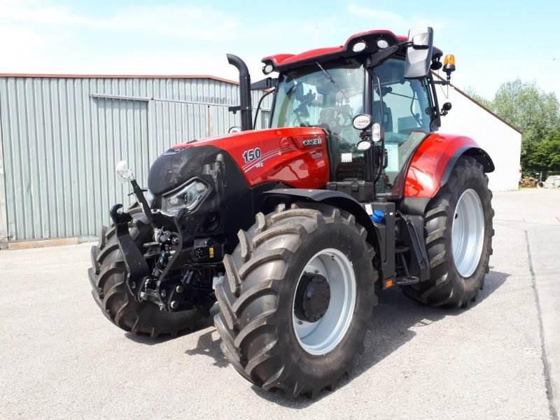 Case Ih Maxxum 150 Cvx - Tractors