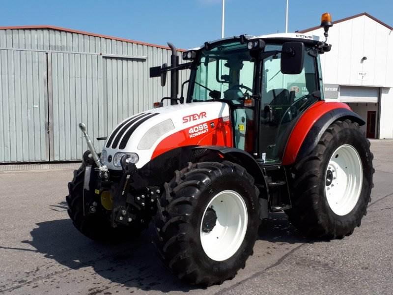 Steyr 4095 Kompakt - Tractors, Price: £45,666,