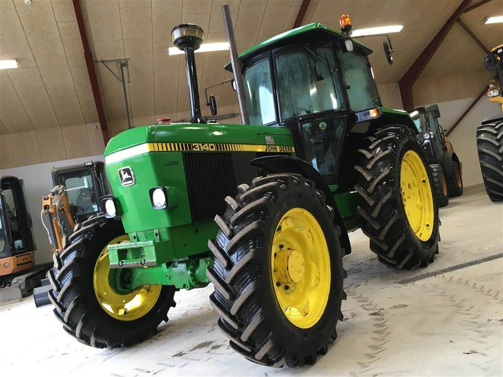 john deere 3140 bare fin traktor til salg aalestrup pris. Black Bedroom Furniture Sets. Home Design Ideas