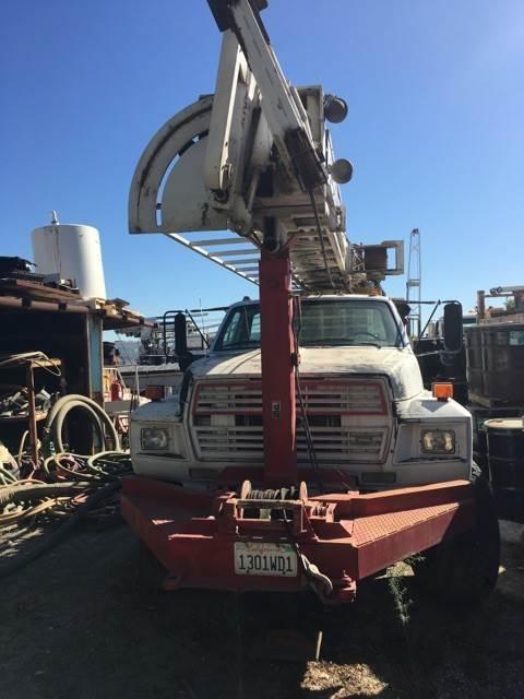 Schramm 450WS for sale California Price: US$ 89,000, Year ...