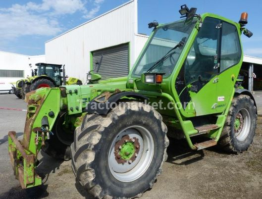 merlo 30 6 year 2003 telehandlers for agriculture. Black Bedroom Furniture Sets. Home Design Ideas