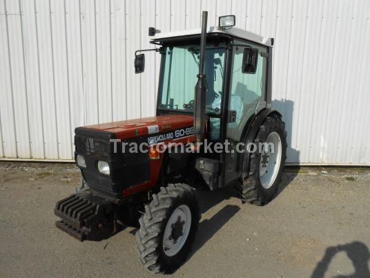 fiat 6086 s tracteur vigneron tracteur vigneron - ann u00e9e d u0026 39 immatriculation  1996 - tracteur