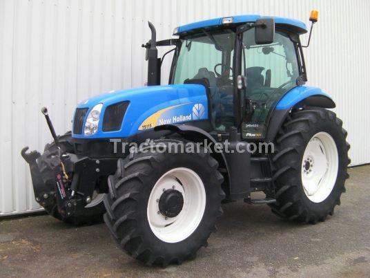 New holland ts 115 a year 2008 tractors id e3e3344c mascus usa