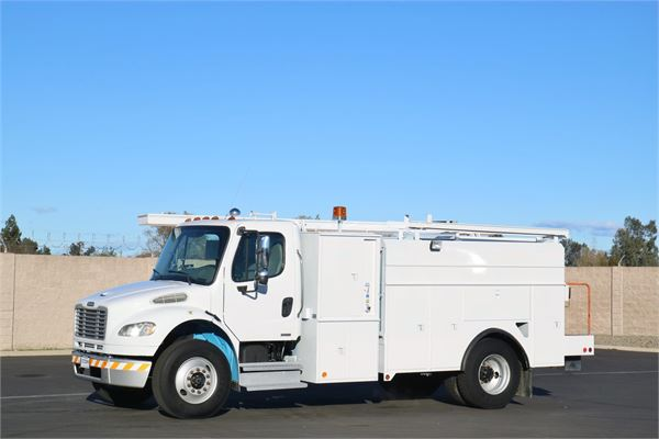 Freightliner Business Class M2 112 For Sale Truck Site