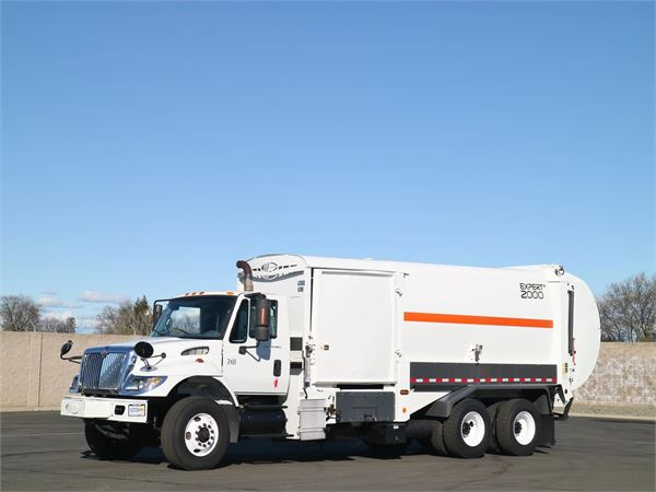 International 7400 For Sale Truck Site Year 2007 Used