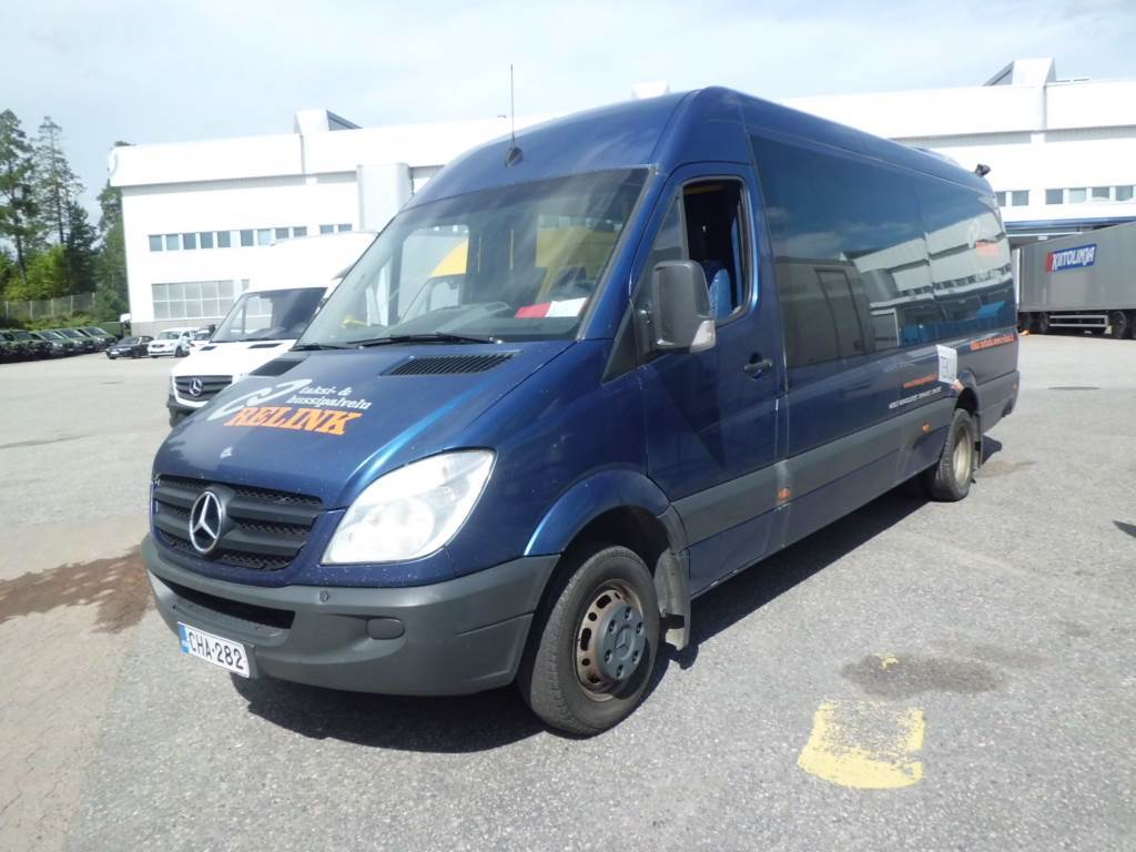used mercedes benz sprinter 515 cdi coach year 2008 price 12 223 for sale mascus usa. Black Bedroom Furniture Sets. Home Design Ideas
