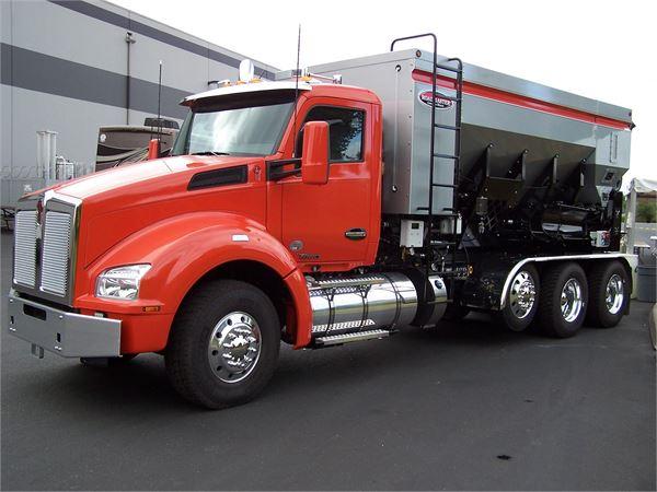 Roadmaster Concrete Mixer Truck For Sale Vista Equipment