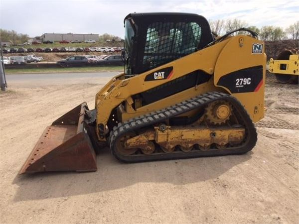 Detail photo of 2012 Caterpillar 279C from Construction Equipment Guide