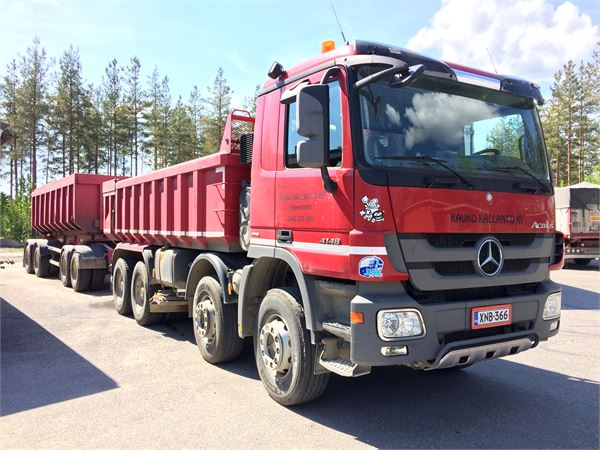 Used mercedes benz actros 41 dump trucks year 2013 for Used mercedes benz tipper trucks for sale in germany