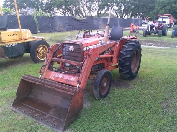 Massey Ferguson 210 Tractor : Massey ferguson for sale year used