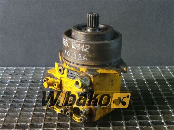 Used liebherr hydraulic motor for liebherr r912 other for Hydraulic motors for sale