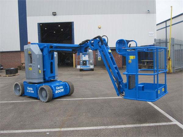 Used Genie Z30  20n Rj Articulated Boom Lifts Year  2010 Price  Us  26 150 For Sale